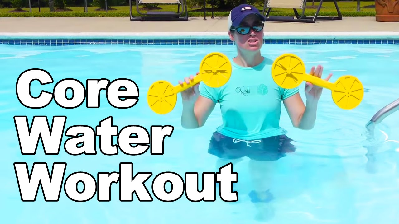 Water Workout For Your Core Aquatic Therapy Ask Doctor