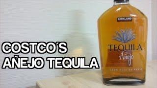 Review Costcos Kirkland Signature Tequila Anejo