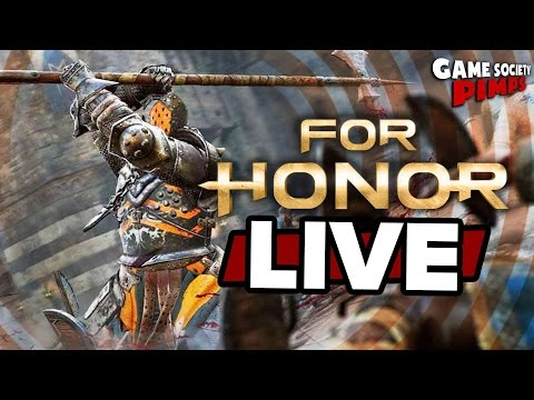 For Honor - Emre Is Better Now - Game Society Livestream