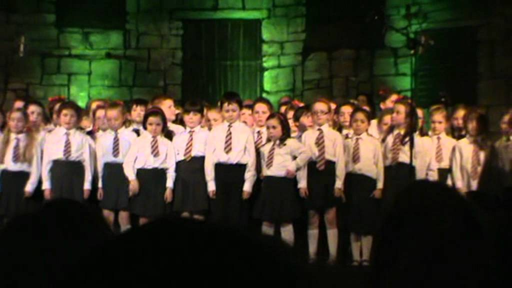 Holy Family Primary And Nursery School Choir Peter Corry 4 2017