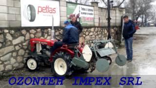Tractor japonez Yanmar YM1300D