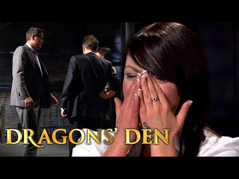 Peter Can't Let This Single Mother's Achievements Go Unnoticed | Dragons' Den