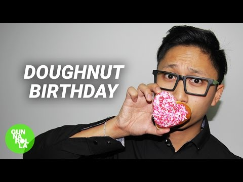 Doughnut Birthday Party | gunnarolla