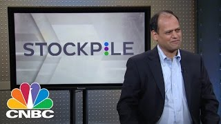 Stockpile CEO: Giving The Gift Of Stock | Mad Money | CNBC