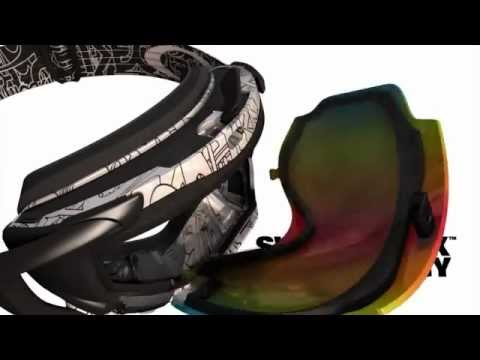 Oakleys Augmented Reality Goggle: Airwave