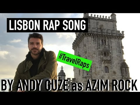 Lisbon Rap Song #TravelRaps