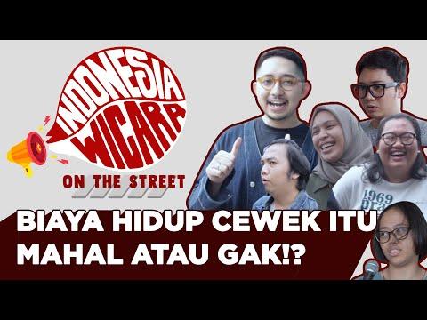 Indonesia Wicara OTS - Tebak Biaya Hidup dan Kecantikan Cewek Yuk!