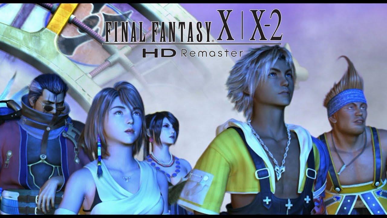 Final Fantasy X X 2 Hd Remaster Tidus Et Yuna Youtube