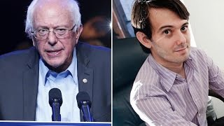Bernie Sanders Rejects Price-Gouging Pharma CEO's Donation