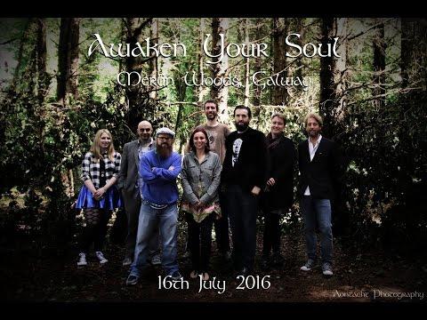 Awaken Your Soul in Merlin Woods Galway