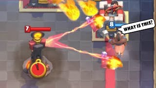 Ultimate Clash Royale Funny Moments & Glitches & Fails And Wins | Montage #11