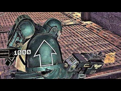 Dark Angel against Heresy   PVP Gameplay! - Warhammer 40K: Space Marine / Multiplayer