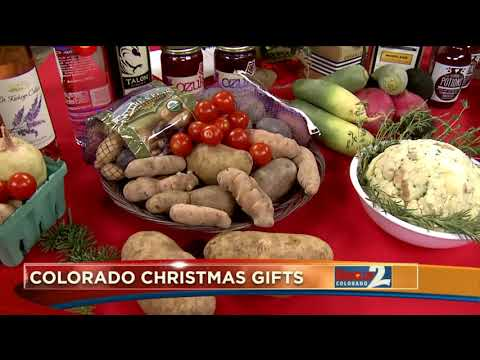 Colorado Christmas Gifts from Alfalfa's Market