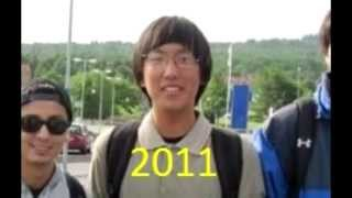 LoL players - Then and now (The Transformation)