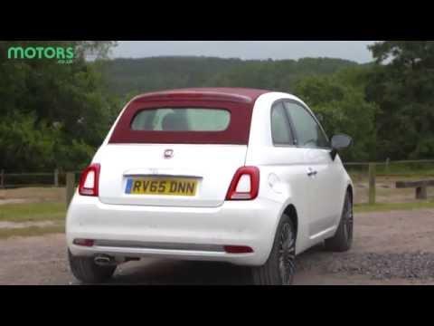 Motors.co.uk Fiat 500C