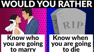 10 Would You Rather Questions That Will Reveal the Real You
