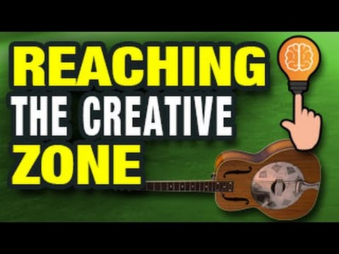 4 Methods for Reaching the Creative Zone
