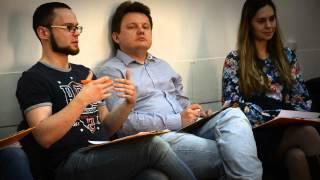 Видео с заключительного занятия тренинга НЛП Практик