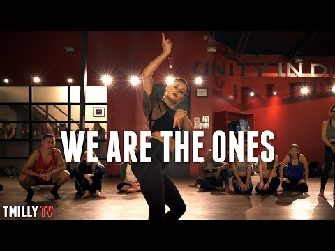Son Lux - We Are The Ones - Choreography by Erica Klein | #TMillyTV