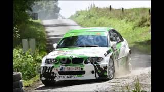 Manu Bouts - BMW E46 - Rallye sprint du Condruzien 2017