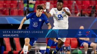 UEFA Champions League | QF | 2nd Leg | Chelsea v FC Porto | Highlights