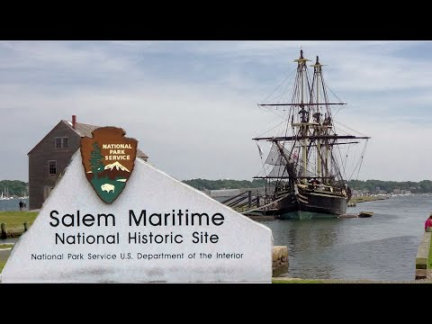 Salem Maritime National Historic Site - Salem, Massachusetts 07-19-2015