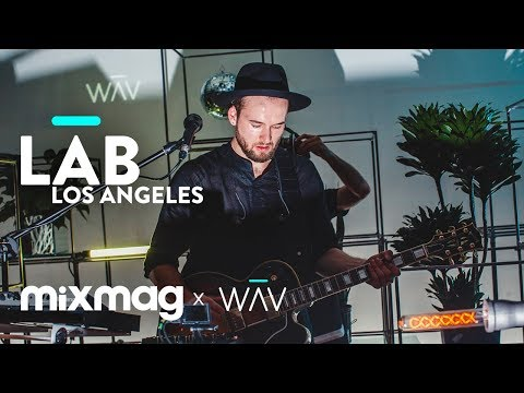 MONOLINK live in The Lab LA