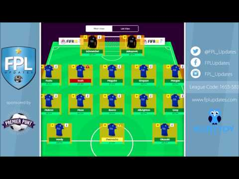 FANTASY PREMIER LEAGUE POTENTIAL - LEICESTER - FPL TIPS