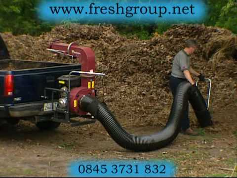 Leaf Clearing Vacuum From Our Leaf Clearing Equipment