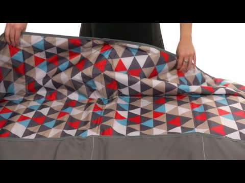 Skip Hop Central Park Outdoor Blanket & Cooler Bag  SKU:8564840