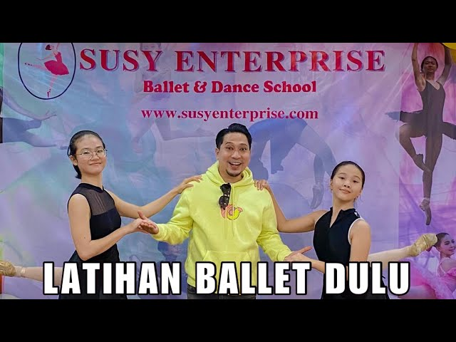 SEKOLAH BALLET & DANCE DI PURWOKERTO PERSEMBAHAN SUSY BALLET ENTERPRISE