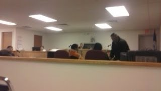 Kwassuh [wesley glen dick ]court case..tribal  judge avoids treaty in court ..