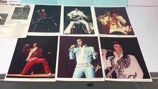 Ed Bonja Photo Club Elvis Presley Pictures. The King's Court