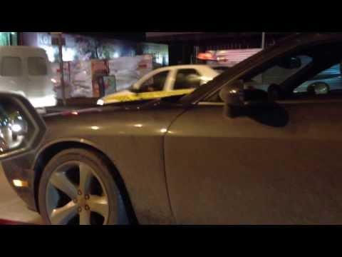 Dodge Challenger vs Chevrolet Camaro Ульяновск