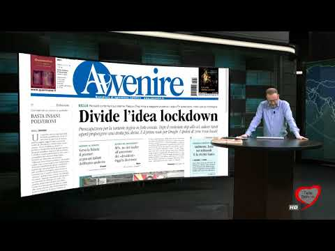 I giornali in edicola - la rassegna stampa 16/02/2021