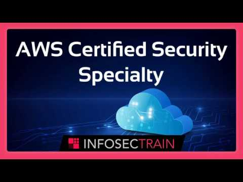 Prepare for AWS Certified Security  – Specialty | Cloud Security | AWS Training | Infosectrain