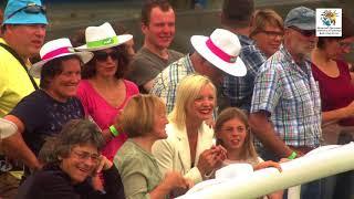 La plus grande fête du cheval Franches-Montagnes- Marché-Concours national de chevaux à Saignelégier