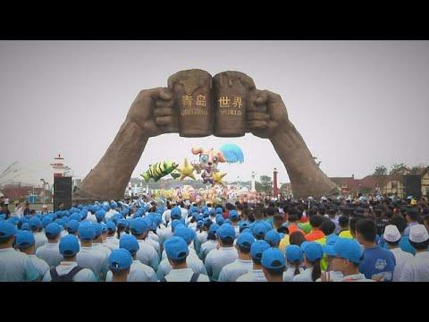 شاهد:1300 نكهة مختلفة في مهرجان للبيرة بالصين  - نشر قبل 11 ساعة