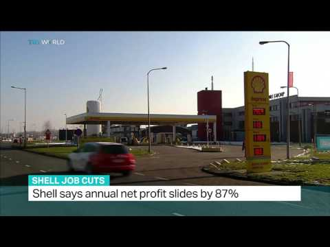 Shell is cutting 10,000 jobs