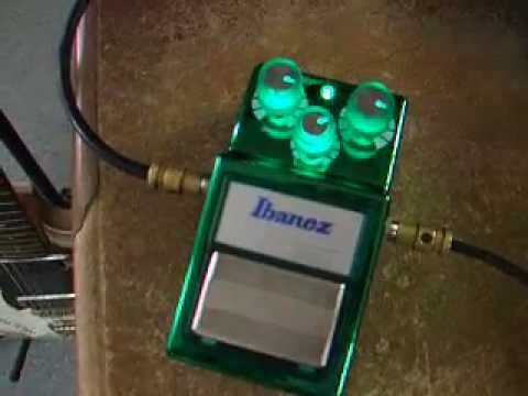 Ibanez TS-9 Tube Screamer 30th Anniversary Limited Edition guitar Pedal