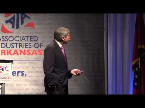 Stephen Moore, State Chamber:AIA Annual Meeting Keynote Speaker