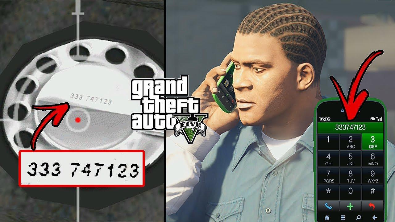 What Happens If You Call CJ In GTA 5? (Hidden Secret)