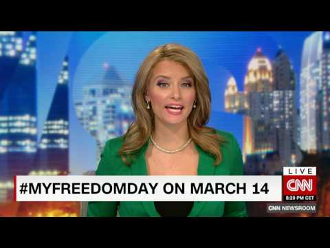 My Freedom Day -  What does Freedom mean to you? CNN anchors offer their take