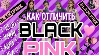 Скачать Как выучить участниц BLACKPINK Как различить BLACKPINK Кто где поёт в BLACKPINK