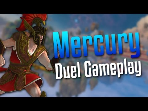 Smite: Speedy Duelist- Mercury Duel Gameplay
