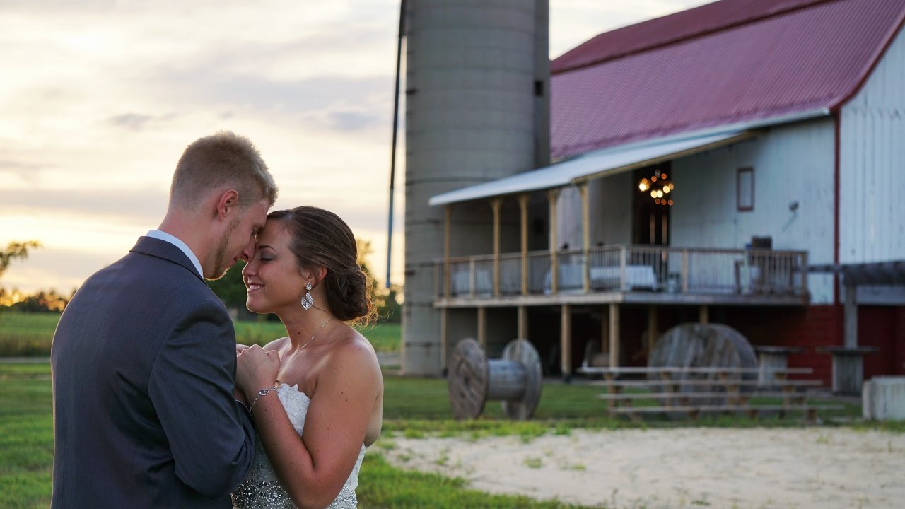 touching letters from the bride and groom stunning brighton acres barn wedding in wisconsin