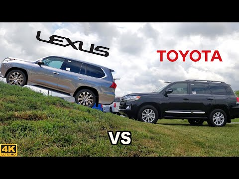 toughest-toyota-suv----2020-lexus-lx-570-vs.-2020-toyota-land-cruiser:-comparison