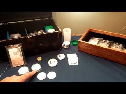 Silver & Gold Coin, Round, and Bar Pickups - JM Bullion, Provident, MCM