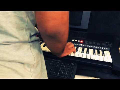 Baahubali 2 Song Dandaalayyaa Full instrumental on piano - | Prabhas, MM Keeravaani | keyboard music