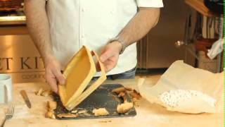 How To Make A Fruit Tart with Richard Bertinet, author of Pastry